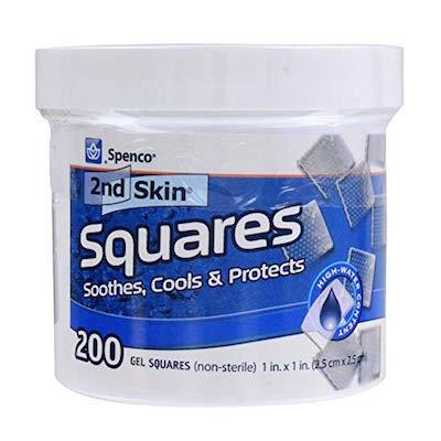 Spenco Second Skin Squares