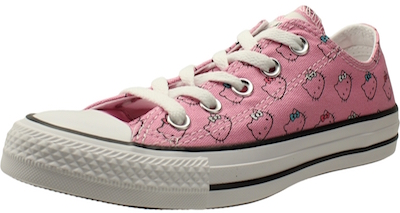 Converse Chuck Taylor All Star Best Hello Kitty Shoes