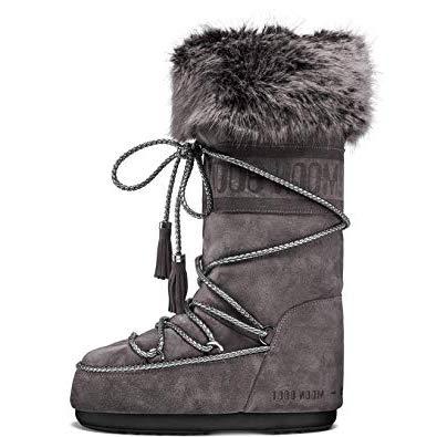 Velvet Warm Rain snow Moon Boots