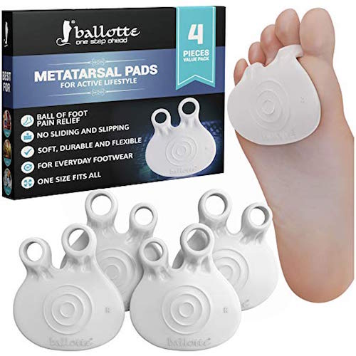 Ballotte Metatarsal Pads