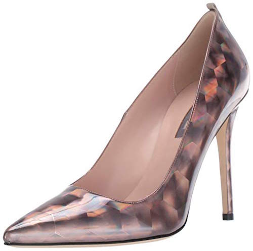 SJP by Sarah Jessica Parker Fawn holographic shoes