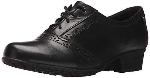 high heel oxford shoes Rockport Cobb Hill Gratasha