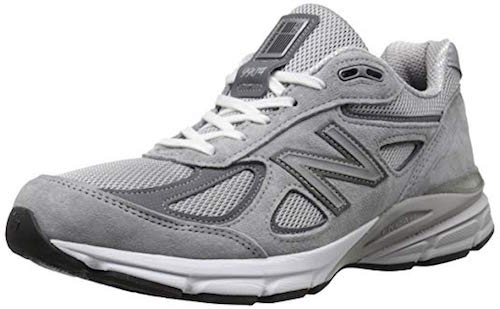 New Balance 990v4 running shoes for heavy runners