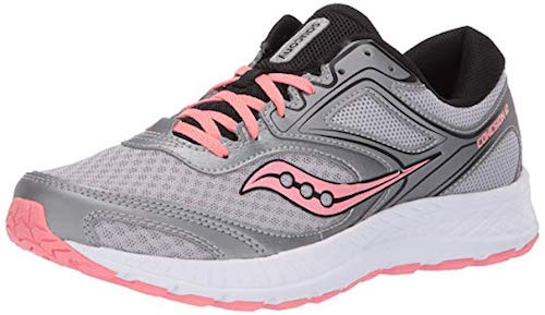 Saucony Cohesion 12 running shoes for heavy men