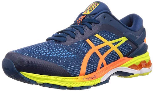 ASICS GEL-Kayano 26 best stability running shoes