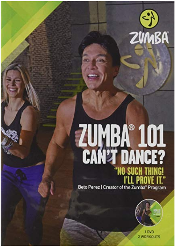 Zumba by Beto best workout videos for men