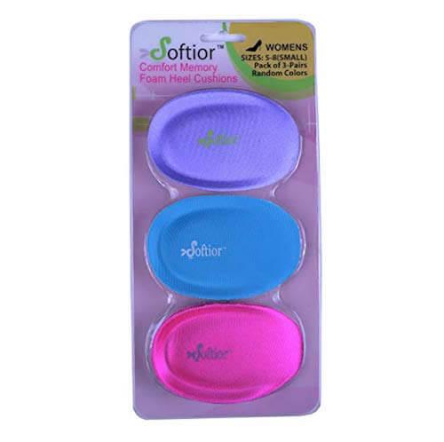 Softior Comfort heel cups pack