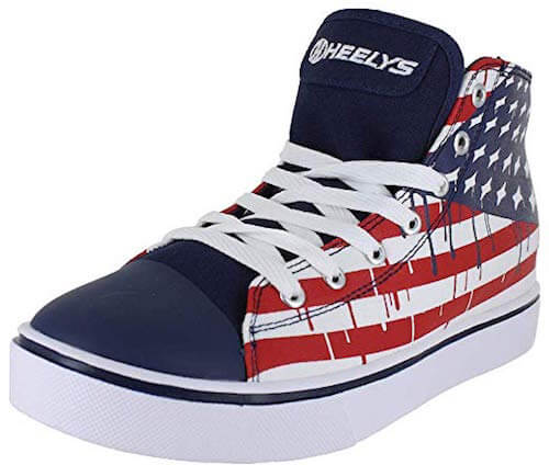 Heelys Hustle wheel shoes
