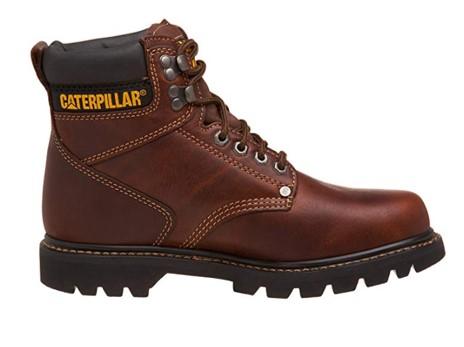 Best Work Boots Caterpillar Second Shift Soft Toe