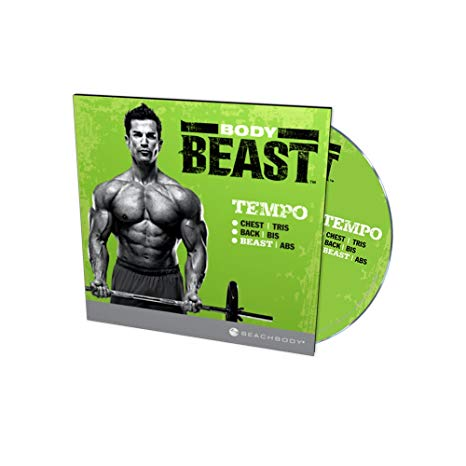 Body Beast Tempo best home workout videos for men