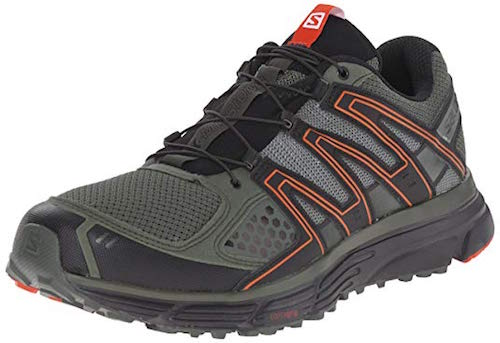 Best Running Shoes for High Arches Salomon X-Mission 3