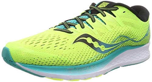 Best Running Shoes for High Arches Saucony Ride ISO 2