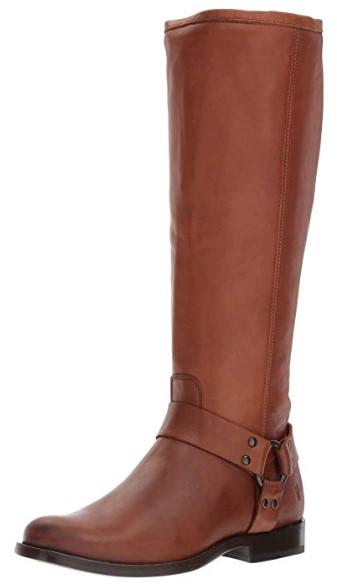 Frye Phillip Harness Tall Best Fall Boots