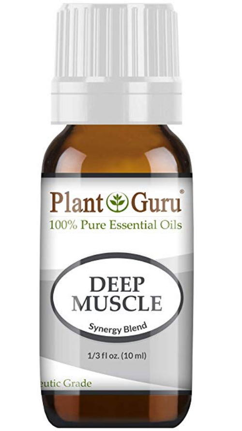 Plant Guru Deep Muscle-Best-Muscle-Relaxer-Reviewed