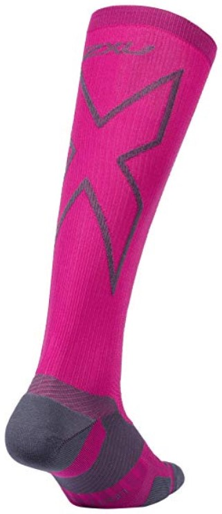 2XU Vectr Best Compression Running Socks