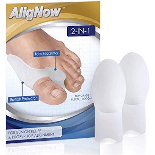 Best Bunion Straighteners AligNow Bunion Relief Pack