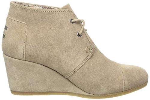 Best Party Shoes TOMS Desert Wedge
