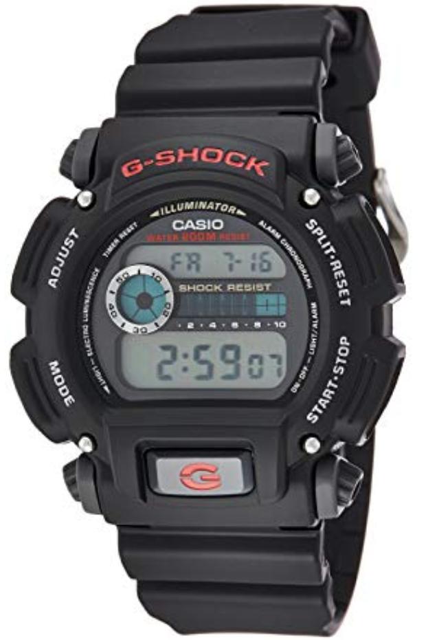 Casio G-Shock Quartz-Best-Sport-Watches-Reviewed