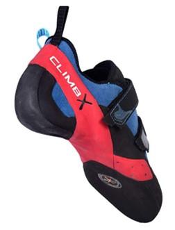 CLIMB X Redpoint