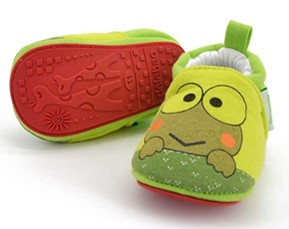 Delebao Crib Shoes
