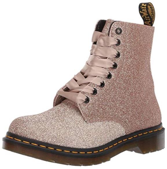 Dr. Martens 1460 Pascal Best Glitter Shoes