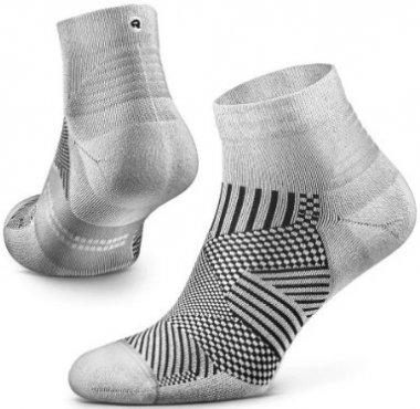 Flare Quarter Socks