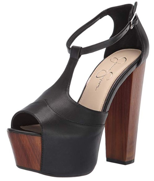 Jessica Simpson Dany Best Pole Dancing Shoes