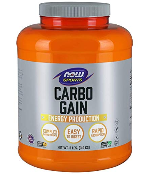 Now sports nutrition-Best-Mass-Gainers-Reviewed