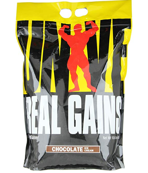 Nutrition real gains-Best-Mass-Gainers-Reviewed