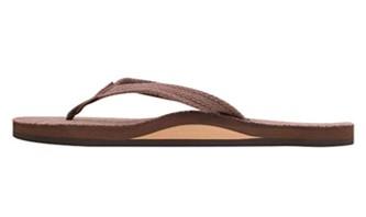 Rainbow Sandals Single Layer