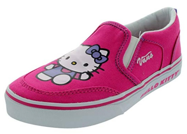 Vans Asher Best Hello Kitty Shoes