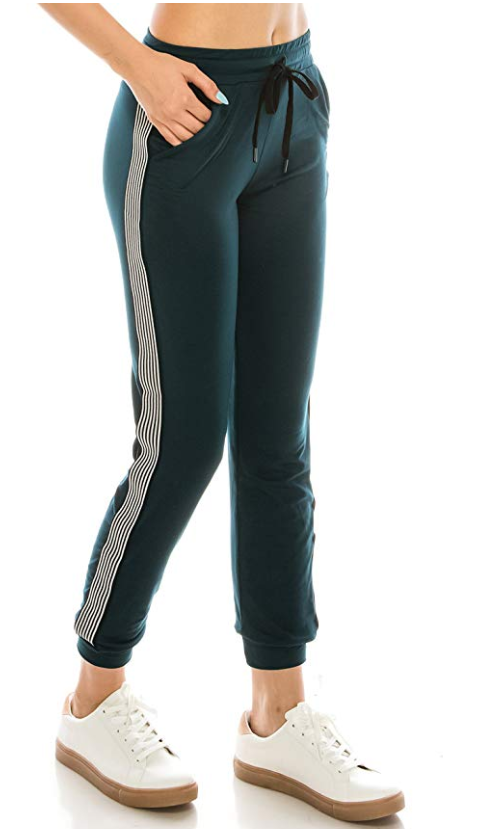 ALWAYS Drawstrings jogger-Best Skinny Joggers for Women Reviewed 2