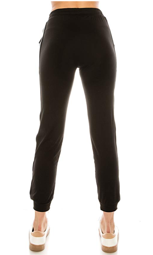 ALWAYS Drawstrings jogger-Best Skinny Joggers for Women Reviewed 3