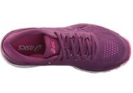 ASICS GEL-Kayano 24 purple shoes top view