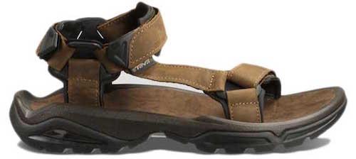 Best Teva Sandals Terra Fi 4 Leather