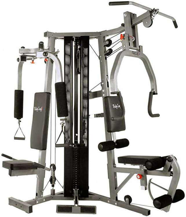 image of Bodycraft Galena Pro Best Home gym equipment