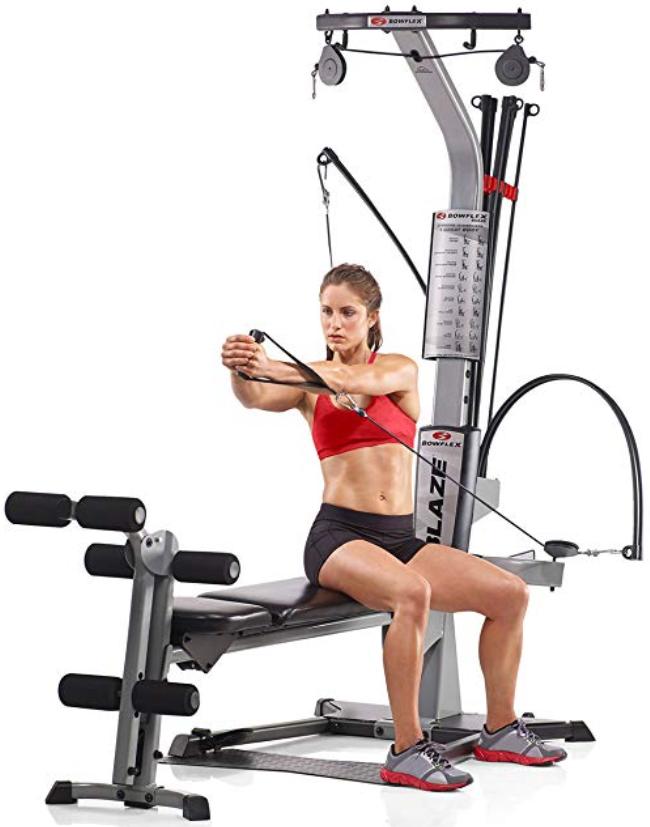 image of Bowflex Blaze best home gym equipment
