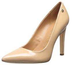 calvin klein brady champagne heels