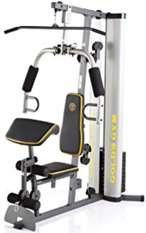 image of Golds Gym XRS 50 best home gym equipment