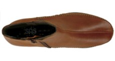 SAS shoes Jade top view
