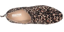 Kenneth Cole Side Way Low leopard print shoes top view