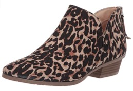 Kenneth Cole Side Way Low leopard print shoes