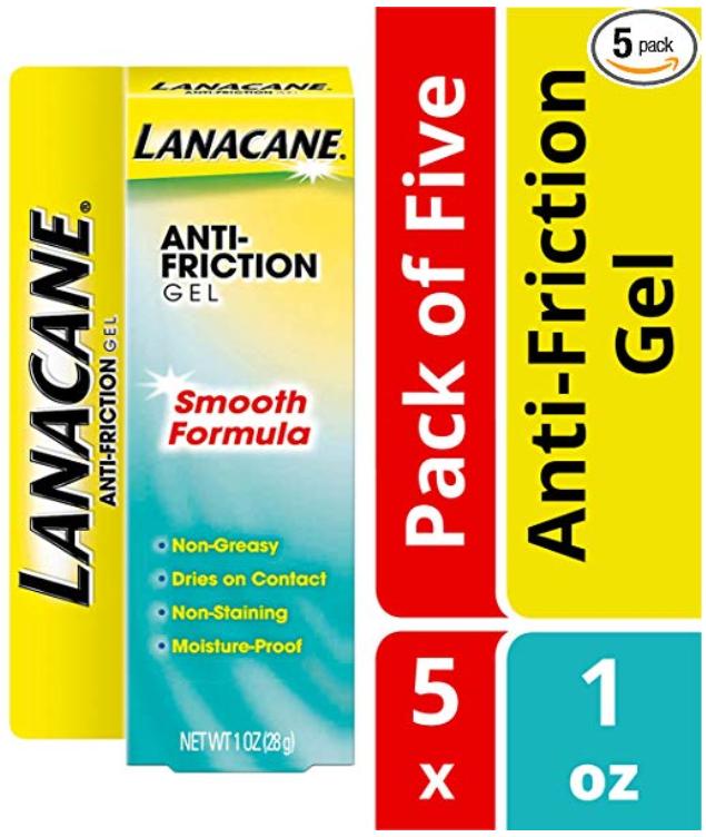 image of Lanacane Anti-friction Gel anti chafing cream