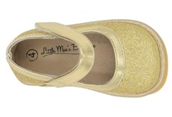 little mae's mary jane squeaky shoes top view