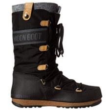 Monaco Felt snow Moon Boots