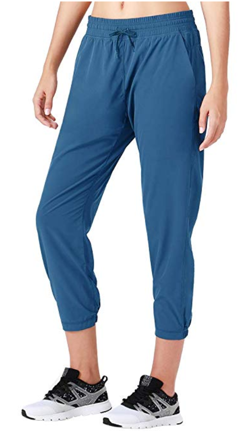 Naviskin Capri Pants-Best Skinny Joggers for Women Reviewed 2