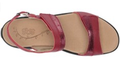 SAS shoes Nudu top view