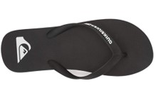 Quicksilver Molokai shower shoes & slippers  top view