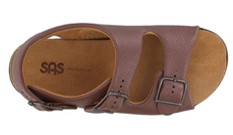 SAS shoes Relaxed top view