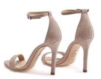 schutz cadey lee champagne heels back view